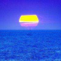 Открытое солнце :: Роман Попов