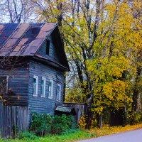 Осень на улице :: Сергей Кочнев