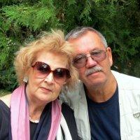 Супруги :: Сергей Карачин