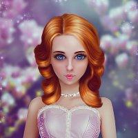 Кукольный образ :: Елена Волик