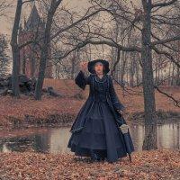 Осень в готическом стиле. :: Anton Lavrentiev