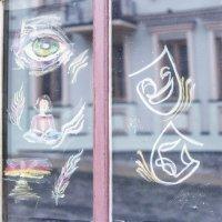 Театральное окно :: Олег