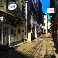 Солнечным утром в Вельсе :: Вальтер Дюк