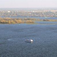маленький белый кораблик :: # fotooxota