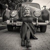 Старое авто :: Андрей Бондаренко