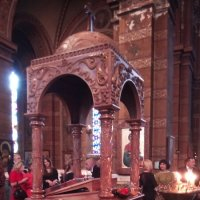 В кафедральном соборе Батуми. :: Серж Поветкин