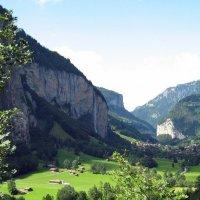 В долине 72-ух водопадов :: Гала