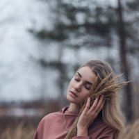 Осенняя нежность :: Юлия Крапивина