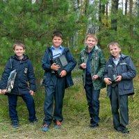 Ребята с нашего двора :: Дмитрий Конев