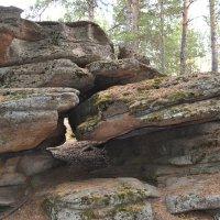 Пещерка для похода... :: Георгиевич