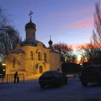 Вечер ,14 ноября :: Александр Алексеев