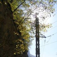 Осень в горах :: Анна Воробьева