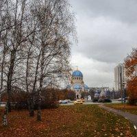 Московская осень :: Oleg4618 Шутченко