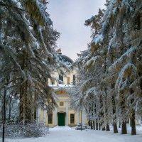 Дорога к храму :: Алексей Кошелев