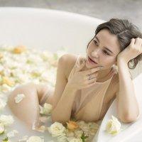 Утро в розах :: Оксана Денина