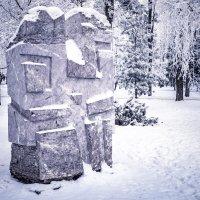 Зима в Новосибирске :: Елена Берсенёва