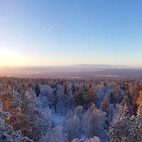 На закате :: Игорь Лобанов