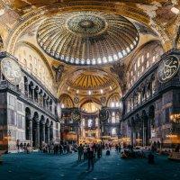 Айя София (Собор Святой Софии) в Стамбуле. :: Анатолий Гузенко