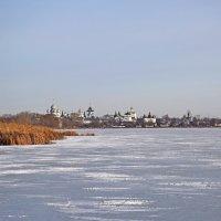 Замерзшее озеро Неро. :: vkosin2012 Косинова Валентина