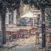 Осеннее кафе :: Константин Подольский