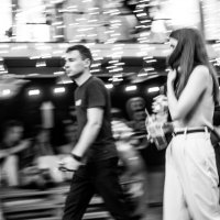 На улицах Новосибирска :: Елена Берсенёва