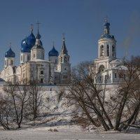Монастырь в Боголюбово :: Нина Богданова