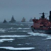 Наши в Арктике. :: игорь кио