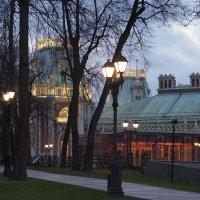 Прекрасный осенний вечер... :: Дмитрий
