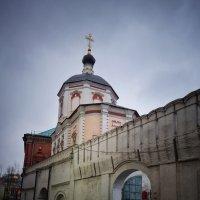 Москва. Высоко-Петровский монастырь. :: Надежда Лаптева