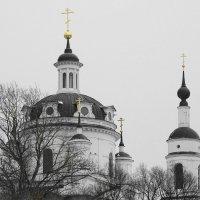 Свято-Никольский Черноостровский женский монастырь :: Иван Литвинов
