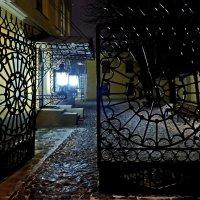 Кружевные ворота :: Тамара Бучарская