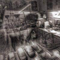 Когда выпал снег :: Ирина Елагина