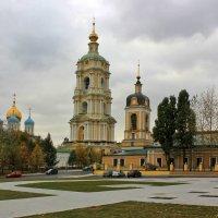 Новоспасский монастырь :: Владимир Соколов