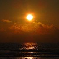 Пылающий закат :: dli1953