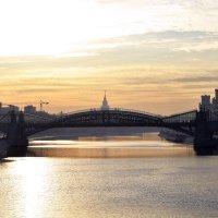 Мост. :: Валерий Пославский