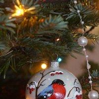 С Новым годом, друзья! :: Олег Попов