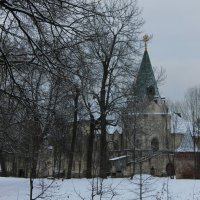 У Феодоровского городка зимой... :: Tatiana Markova