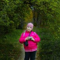 Юный фотограф :: Дмитрий Сахончик