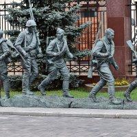 """""""Они сражались за Родину"""" :: Валерий Пославский"""