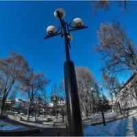 Вокруг фонарного столба :: Влад Чуев