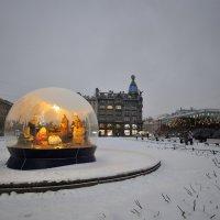 Рождественский вертеп... :: Андрей Вестмит