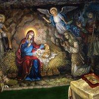 Храм- часовня в честь Рождества Христова. :: Анна Пугач