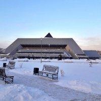 Ледовый дворец :: Valeriy