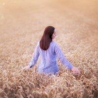 Я по жизни иду, как по полю пшеницы… :: Nadezhda Laschinski