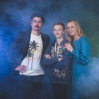 Семейные студийные фотосессии :: Павел Педченко