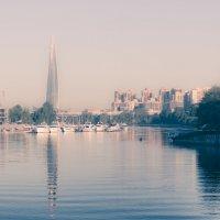 Пейзаж с небоскребом :: Игорь Викторов