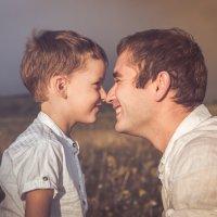 Отец и сын :: Яна Пикулик