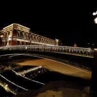 Краснофлотский мост... :: Андрей Вестмит