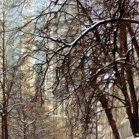 Городской пейзаж :: Денис Масленников