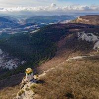 Пещерный монастырь Шулдан. Крым. :: Павел © Смирнов